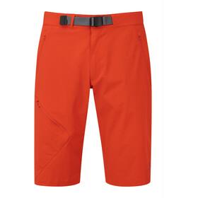 Mountain Equipment Comici Shorts Herre cardinal orange